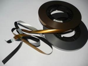 Магнитная лента Hi-Co серебро золото