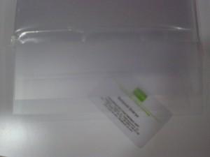 Пластик прозрачный