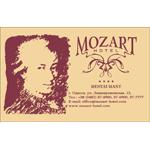 Пластиковые карты Моцарт - Портфолио