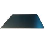 Металлическая пластина А4 формата для пресс-ламинатора - производство пластиковых карт